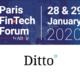 Paris Fintech Forum 2020 1